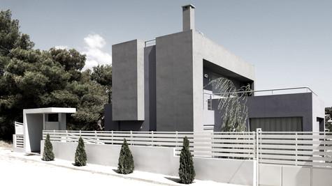 House in Porto Rafti
