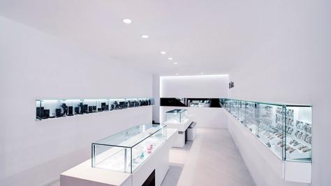 Jewellery Store - Swarovsky Corner, Neo Iraklio