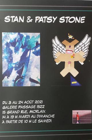 à Morlaix - Exposition - du 3 au 24 août 2021