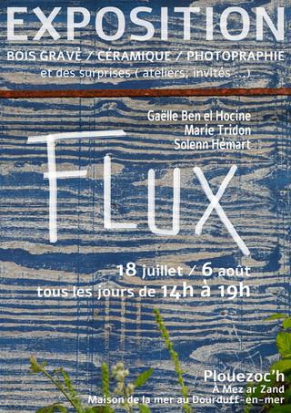 à Plouézoc'h - Exposition Art - du 18 juillet au 06 août 2021