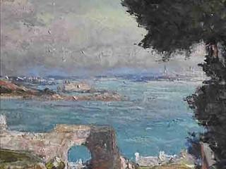 à Plougasnou - Exposition de peintures - du 23 octobre au 7 novembre 2021