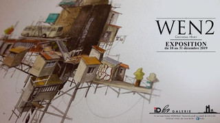 à Brest - Expo WEN2 - du 10 au 31 décembre 2019