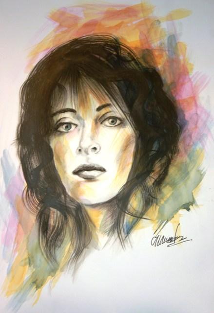 femme brune (2)