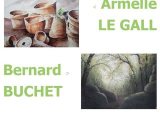 à Logonna-Daoulas - Exposition Cabane du Pêcheur - du 3 au 9 août 2020
