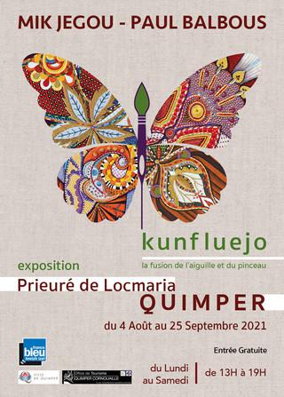 à Quimper - Exposition - du 04 août au 25 septembre 2021