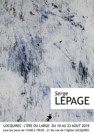 à Locquirec - Exposition de peintures - du 10 au 23 août 2019