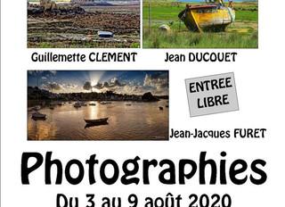 à Huelgoat- Exposition de Photos- du 3 au 9 août 2020