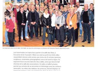 Les Automnales - Saint Thégonnec du 29 octobre au 1er novembre 2017