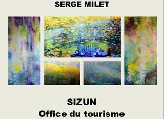 à Sizun - Exposition de Peintures - du 6 au 31 juillet 2020