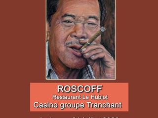 """à Roscoff - Exposition """"Visages du Monde"""" - du 1er au 31 juillet 2020"""