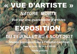 Hopital-Camfrout expo vue d'Artistes