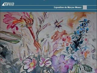 A Brest - Exposition de Peintures - du 3 au 28 février 2020
