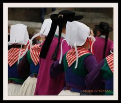 Coiffes et chapeaux ronds -  (8)
