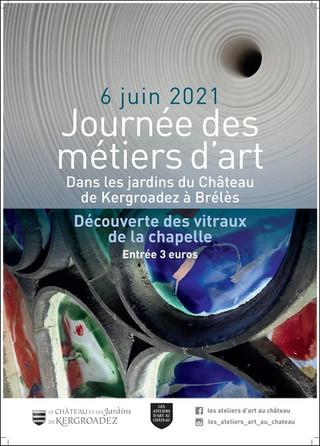 A Brélès - Journée des métiers d'Art - le 6 juin 2021