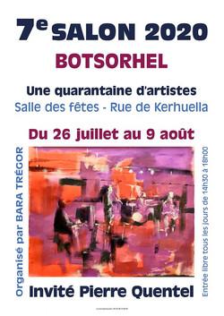 affiche Botsorhel été 2020