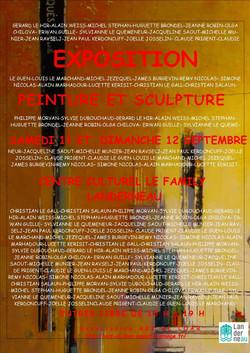 Affiche Expo Landerneau