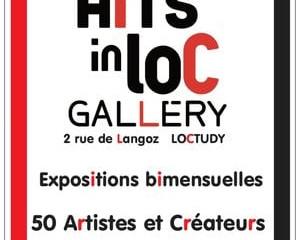 à Loctudy - Arts in Loc - de mai à septembre 2021