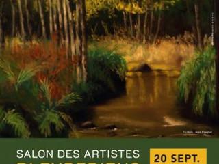 à Pleyber-Christ - Salon des Artistes Pleybériens - du 20 septembre au 10 octobre 2020