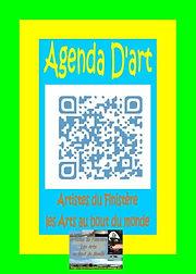 Agenda d'art du Finistère