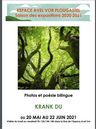 à Plougastel-Daoulas - Expo photos et poésie -  du 20 mai au 22 juin 2020