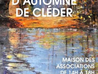 à Cléder - Salon Artistique d'automne - du 24 octobre au 7 novembre 2021