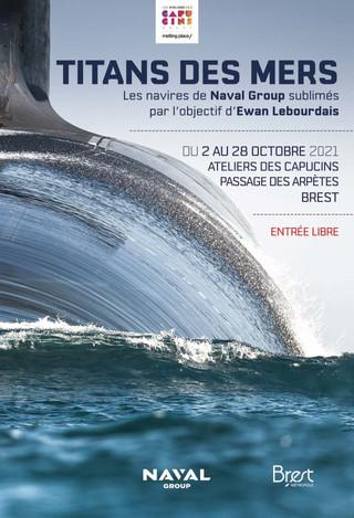 à Brest - Exposition de photographie - du 2 au 28 octobre 2021