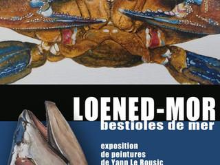 A Brest - Exposition de peinture - du 15 avril au 18 juin 2021