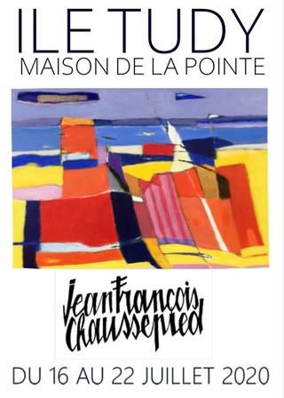 à L'Île TUDY - Exposition de peintures - du 16 au 22 juillet 2020