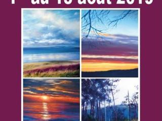 à Plomodiern - 34ème Salon de Peinture et de Sculpture - du 1er au 13 août 2019
