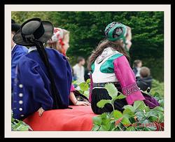 Coiffes et chapeaux ronds -  (12)