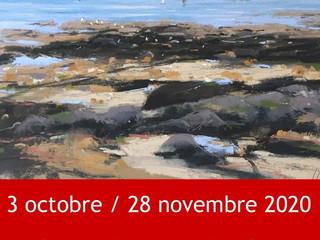 à Chateaulin - Expo Jean-Yves MARREC - du 3 octobre au 28 novembre 2020