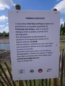 à Daoulas - Photos et Poésies - du 24 mai à fin septembre 2021