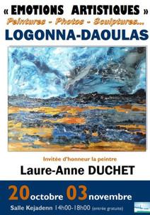 """à Logonna-Daoulas - """"Emotions Artistiques"""" - du 20 octobre au 03 novembre 2020"""