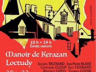 à Loctudy - VIème Salon de la gravure - du 20 au 22 septembre 2019