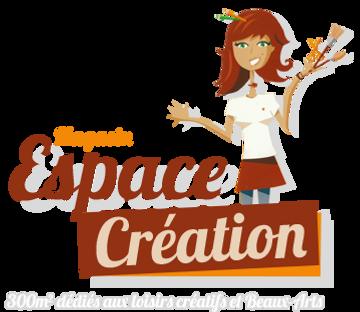 Logo Espace c réation Leclerc landerneau
