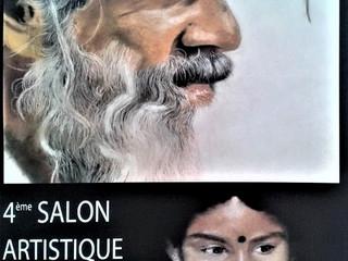 à Cléder - 4 ème Salon Artistique d'été - du 4 au 18 août 2019