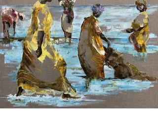 à Brest - Exposition de peintures - 1er au 31 octobre 2020