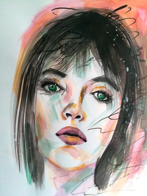 femme brune (1)