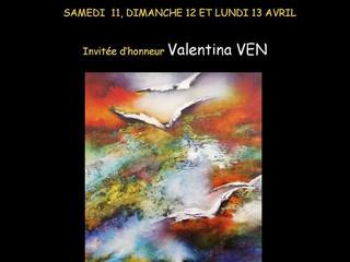 à Landerneau - Salon de Printemps - peintures et sculptures - les 11, 12 et 13 avril 2020