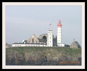 Saint-Mathieu Abbaye et le phare