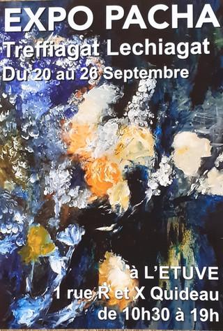 à Treffiagat-Lechiagat - Expo PACHA - du 20 au 26 septembre 2021
