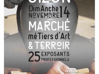 à Sizun- Marché Métiers d'Art et Terroir - dimanche 14 novembre 2021