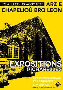 Dans le Finistère nord- Arz e chapelioù bro Leon - du 15 juillet au 15 août 2021