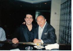 With Frank Gorshin