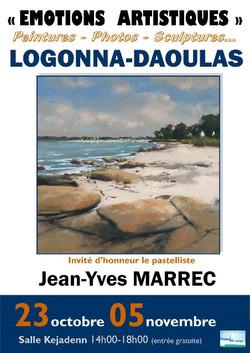 affiche Salon 2019 logonna-Daoulas