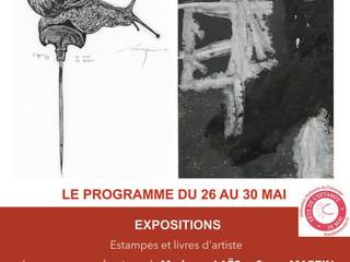 à Saint-Pol-de-Léon - Fête de l'Estampe - du 26 au 30 mai 2021