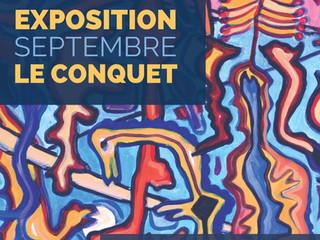 Au Conquet - Exposition de Peintures - Septembre 2020