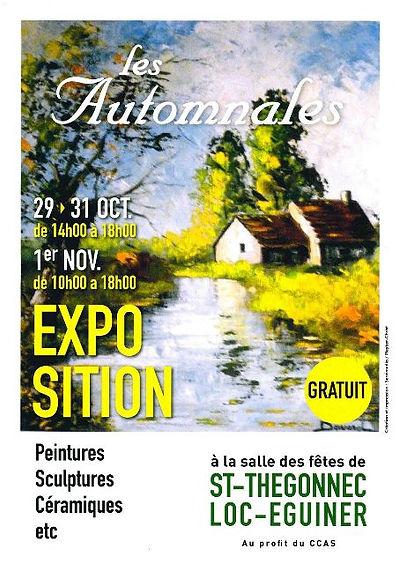 Automnales Saint Thegonnec