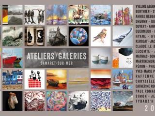 à Camaret-sur-mer - Ateliers/galeries - été 2021