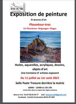 Affiche Plounéour Trez 2021